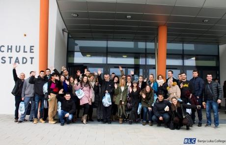 Studenti BLC-a u posjeti Fachhochschule u Beču