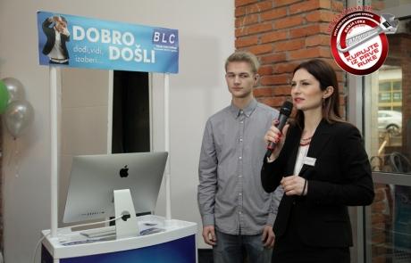 Studenti BLC-a su ove godine bili dio Drugog kućnog sajma auto dijelova i servisne opreme u BiH