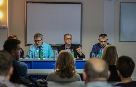 Održana promocija knjige – Geopolitika – Evropa Sarajeva 100 godina poslije i drugi spoljnopolitički eseji