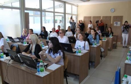 """U petak 22.05. u 19:00 sati u prostorijama Banja Luka College  otvereno je četvrto studentsko takmičenje u računovodstvu pod nazivom mini olimpijada """"Računovodstvo 2015""""."""