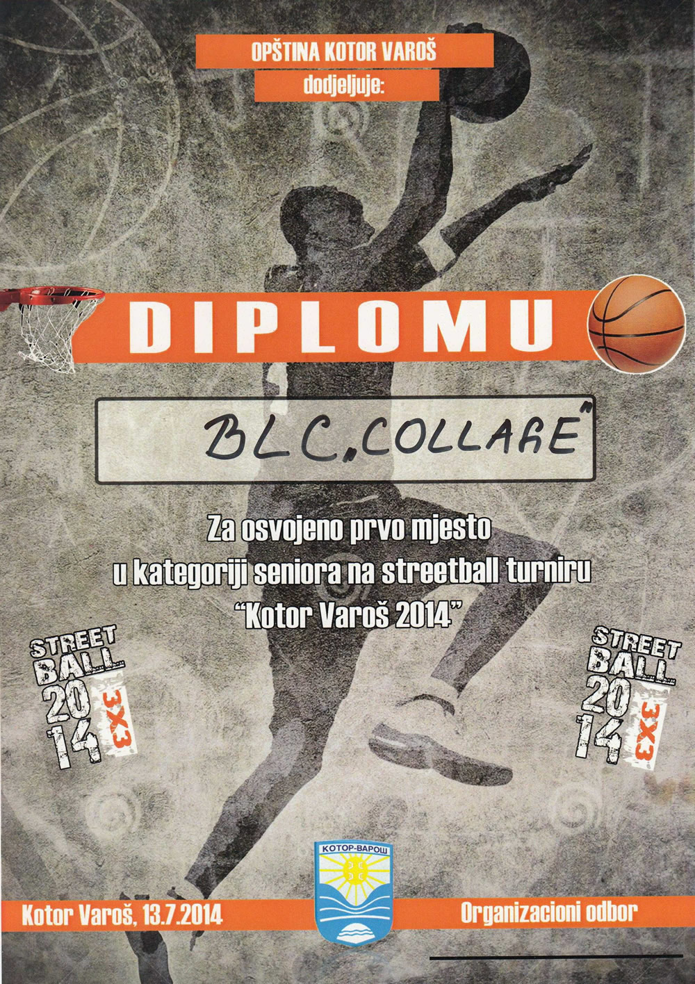 streetball-diploma
