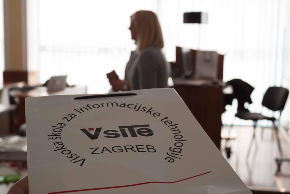 Održano info druženje o mogućnosti razmjene studenata između naše škole i Visoke škole ViSite