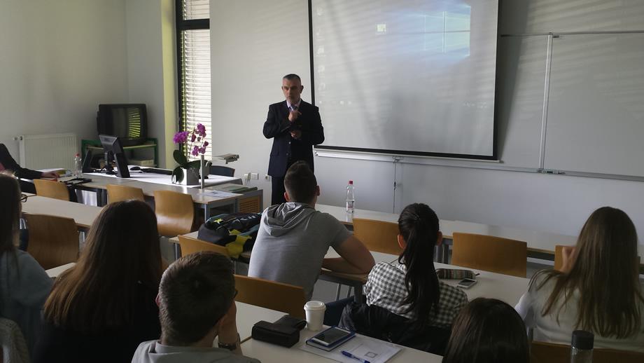 Profesori BLC-a na 6. Međunarodnoj naučnoj Konferenciji u Novom Mestu