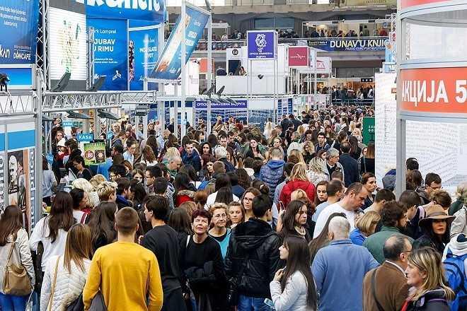 Posjeta Međunarodnom beogradskom sajmu knjiga