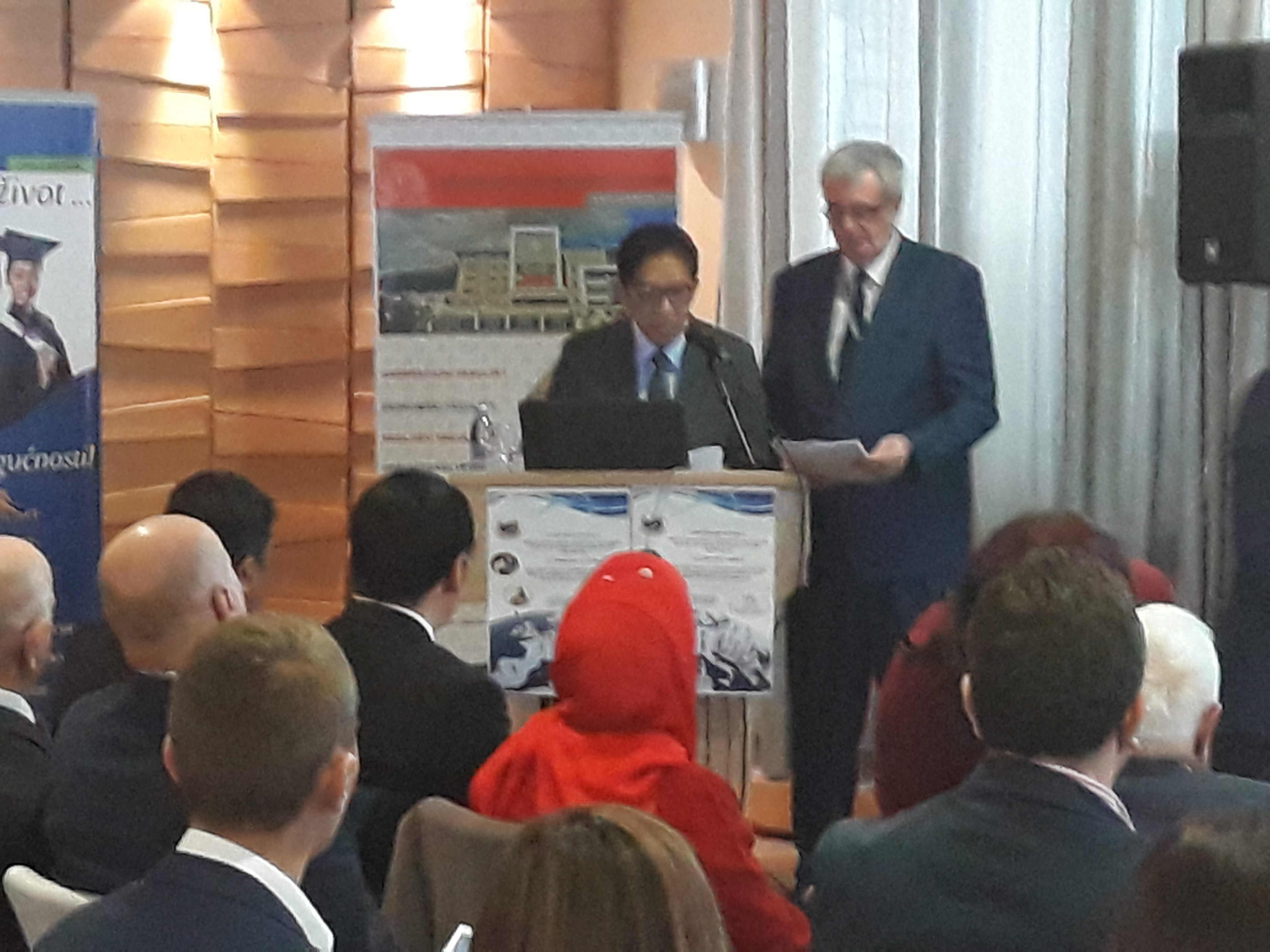 Profesori BLC-a izlagali na XVIII Međunarodnoj konferenciji održanoju na Vlašiću