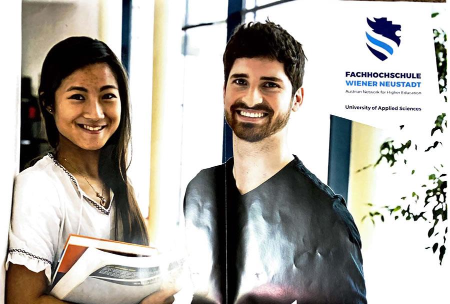 Studijska posjeta visokoškolskoj ustanovi u Austriji – Fachhochschule Wiener Neustadt