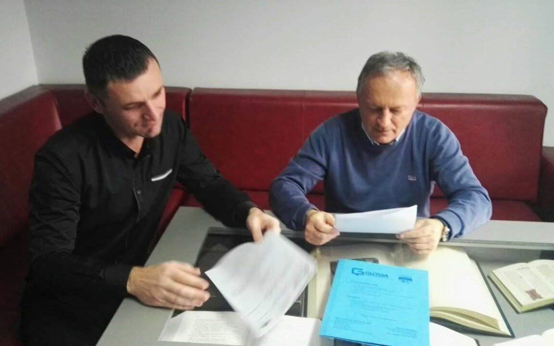 Glossa-centar Banja Luka i BLC College uspostavljaju saradnju