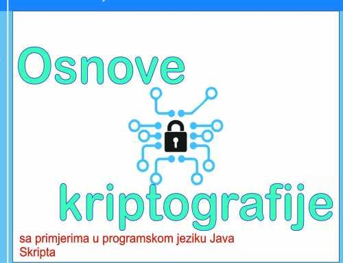 Osnove kriptografije, Boris Damjanović