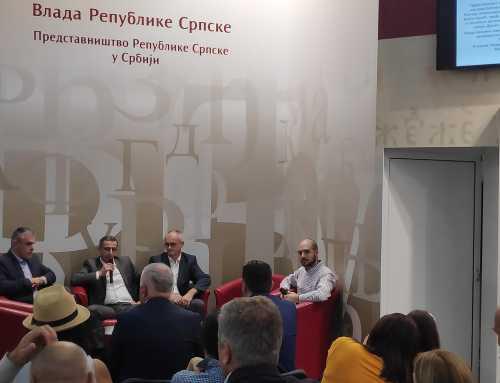 Održana promocija izdanja BLC-a i Besjede na beogradskom sajmu knjiga