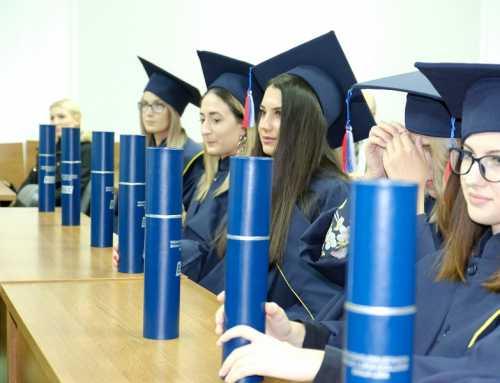 Održana svečana dodjela diploma